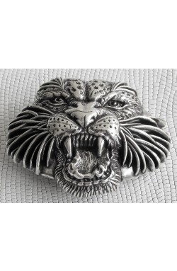 Placca Speciale TIGRE Y 15 mm.40 argento inglese free