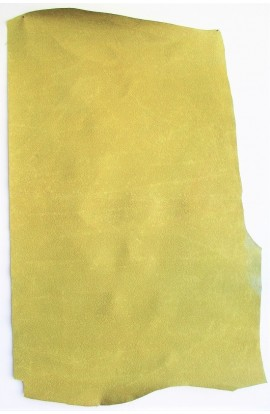 art.33  FIORI stampa su vitello var.64 verde lime