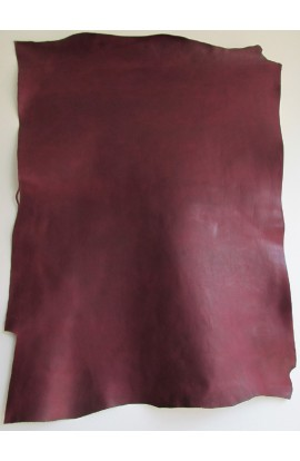 art. 49 KANSAS CUOIO var.7 rosso inglese