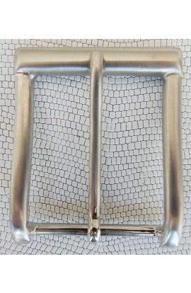 Fibbia Standard B 806 mm.40 nikel satinato (1)