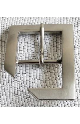 Fibbia Standard B 906 mm.30 nikel satinato