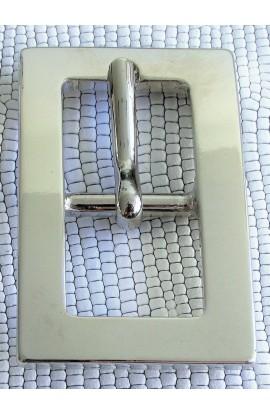 Fibbia Standard B 919 mm.20 nikel