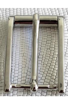Fibbia Standard con rullo G 29 mm.25 nikel free