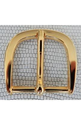 Fibbia Standard G 43 mm.30 oro lucido (1)