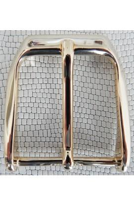 Fibbia Standard L 122 mm.35 oro chiaro (1)