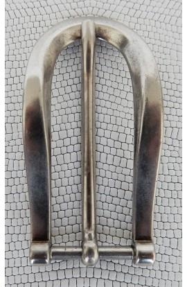 Fibbia Standard L 149 mm.20 nikel vecchio (1)
