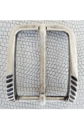 Fibbia Standard R 17 mm.30 argento vecchio (1)