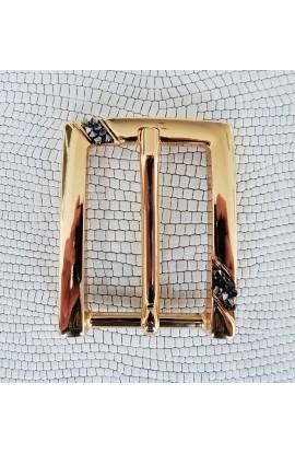 Fibbia Speciale Z 68 mm.25 oro chiaro free strass fumé (1)