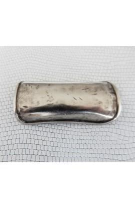 Placca Standard L 150 mm.15 argento vecchio lucido (1)