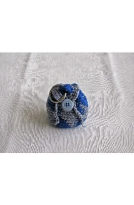 PORTACHIAVI ZAINETTO blu-grigio (1)