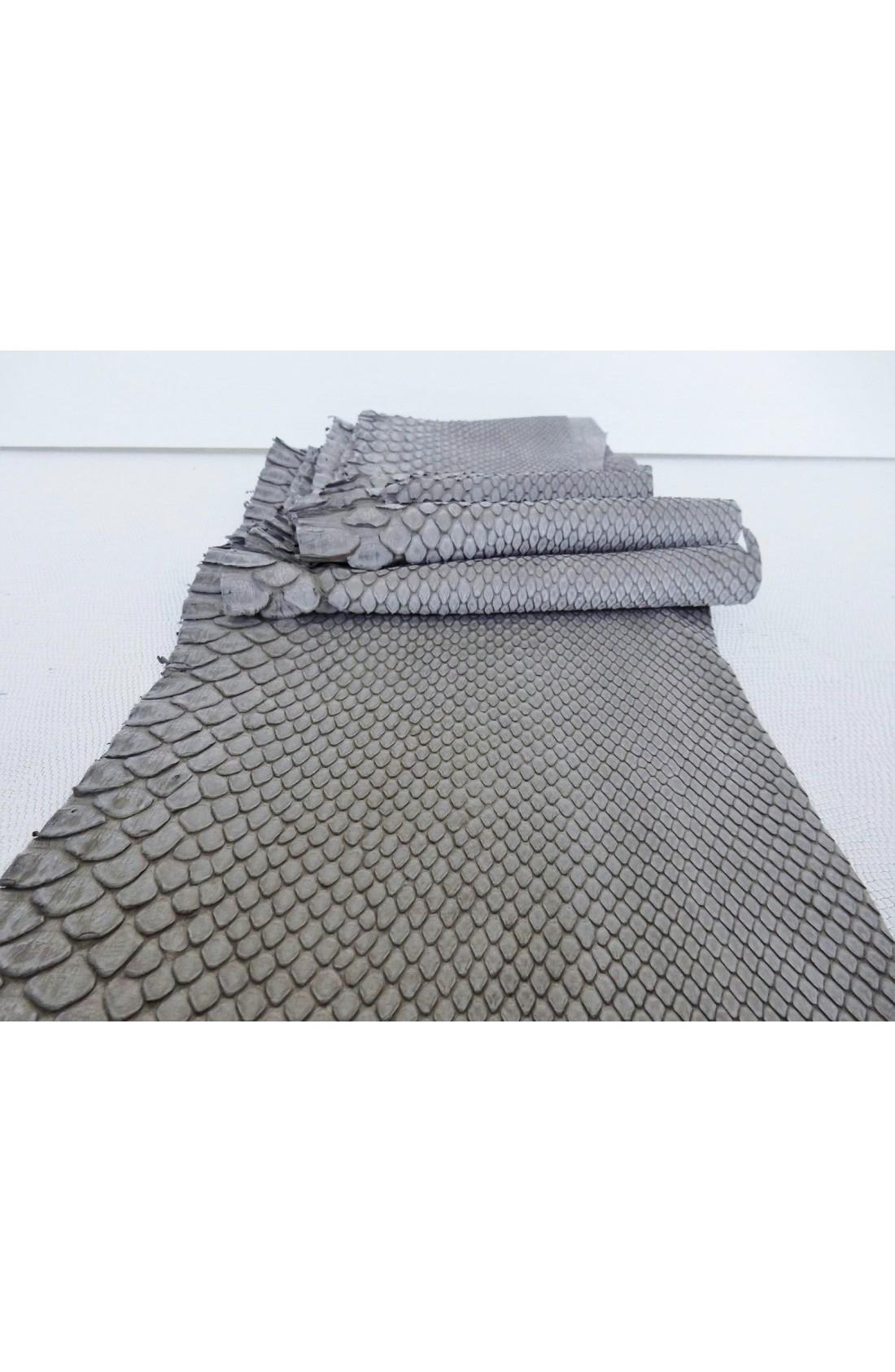 art. 22 PITONE VERO opaco decolorato smerigliato var.12 grigio polvere (1)