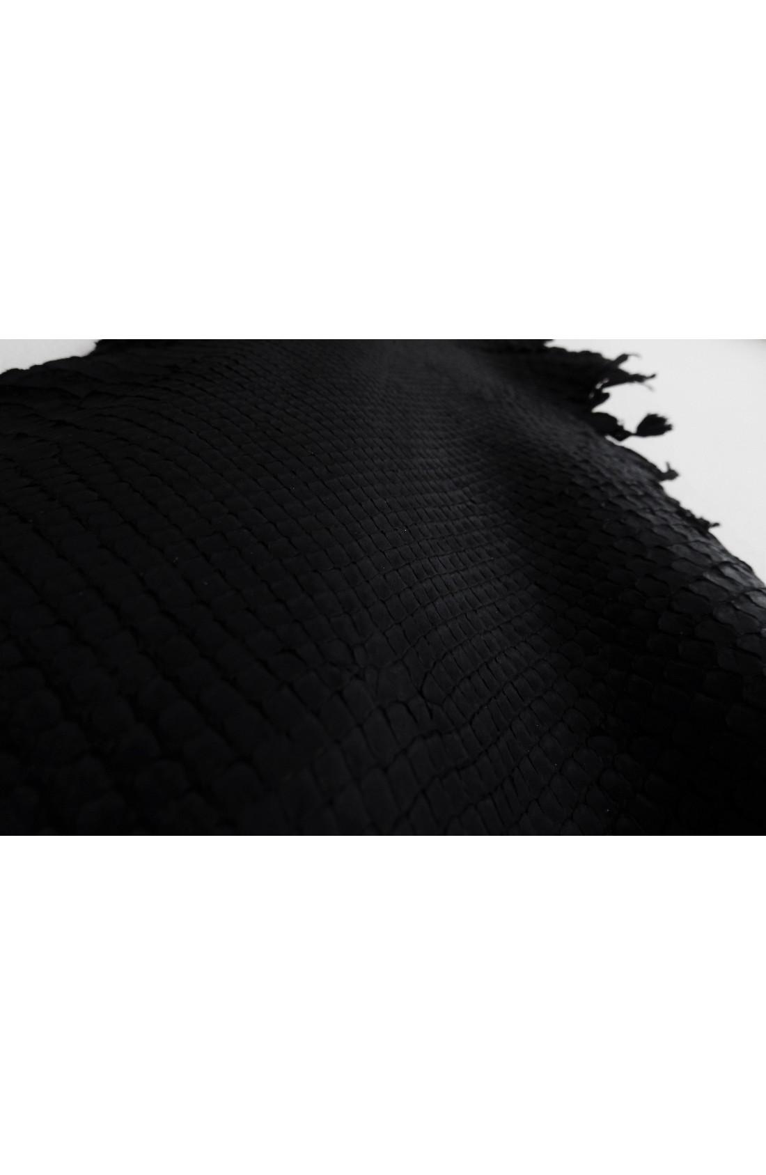 art. 22 PITONE VERO opaco decolorato smerigliato var.1 nero (2)