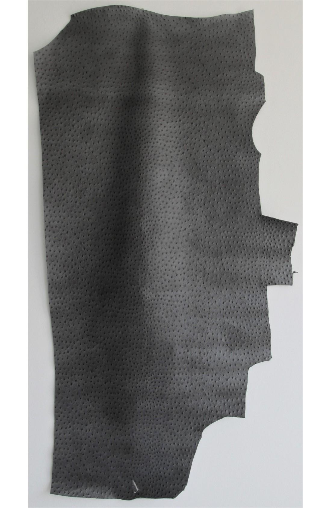 art. 65 STRUZZO SEMIOPACO var.12 grigio polvere
