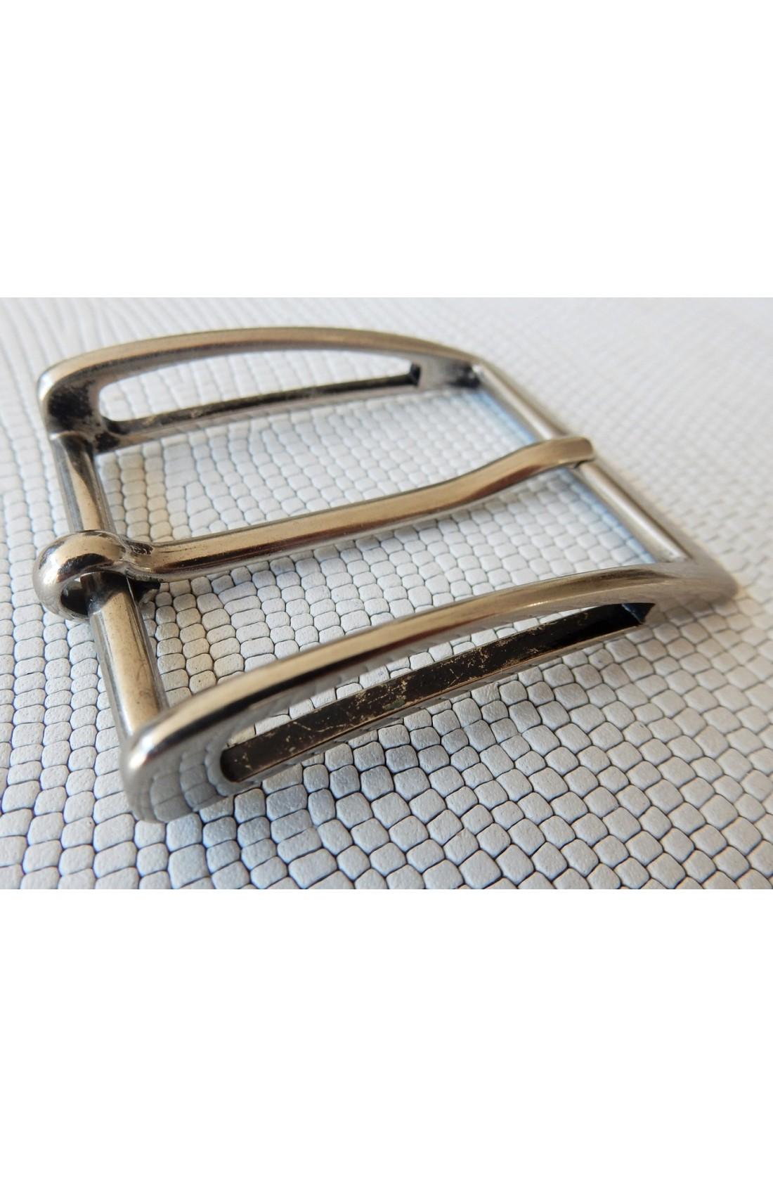Fibbia Standard B 756 mm.35 nikel vecchio (2)