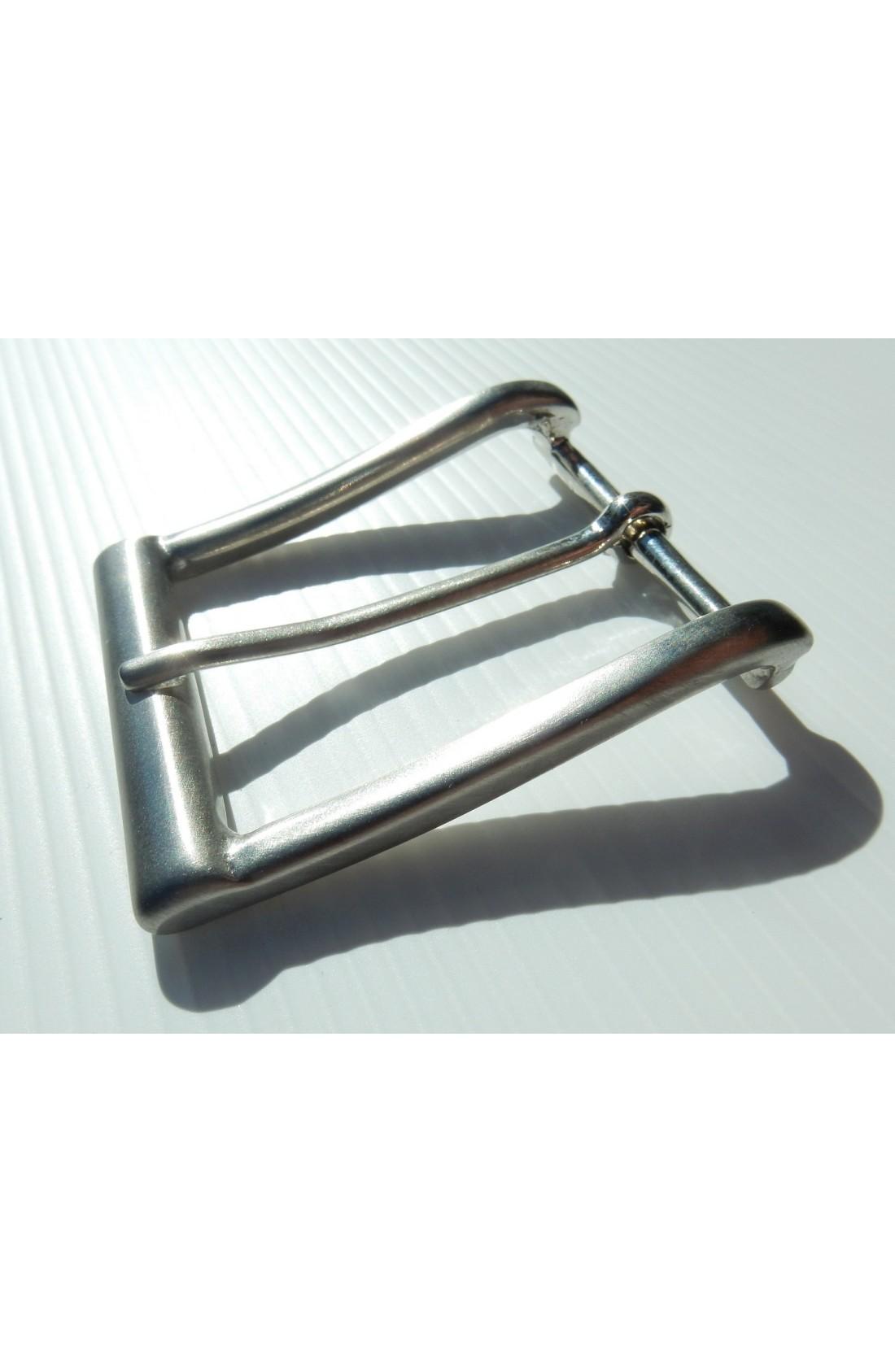 Fibbia Standard B 806 mm.40 nikel satinato (3)