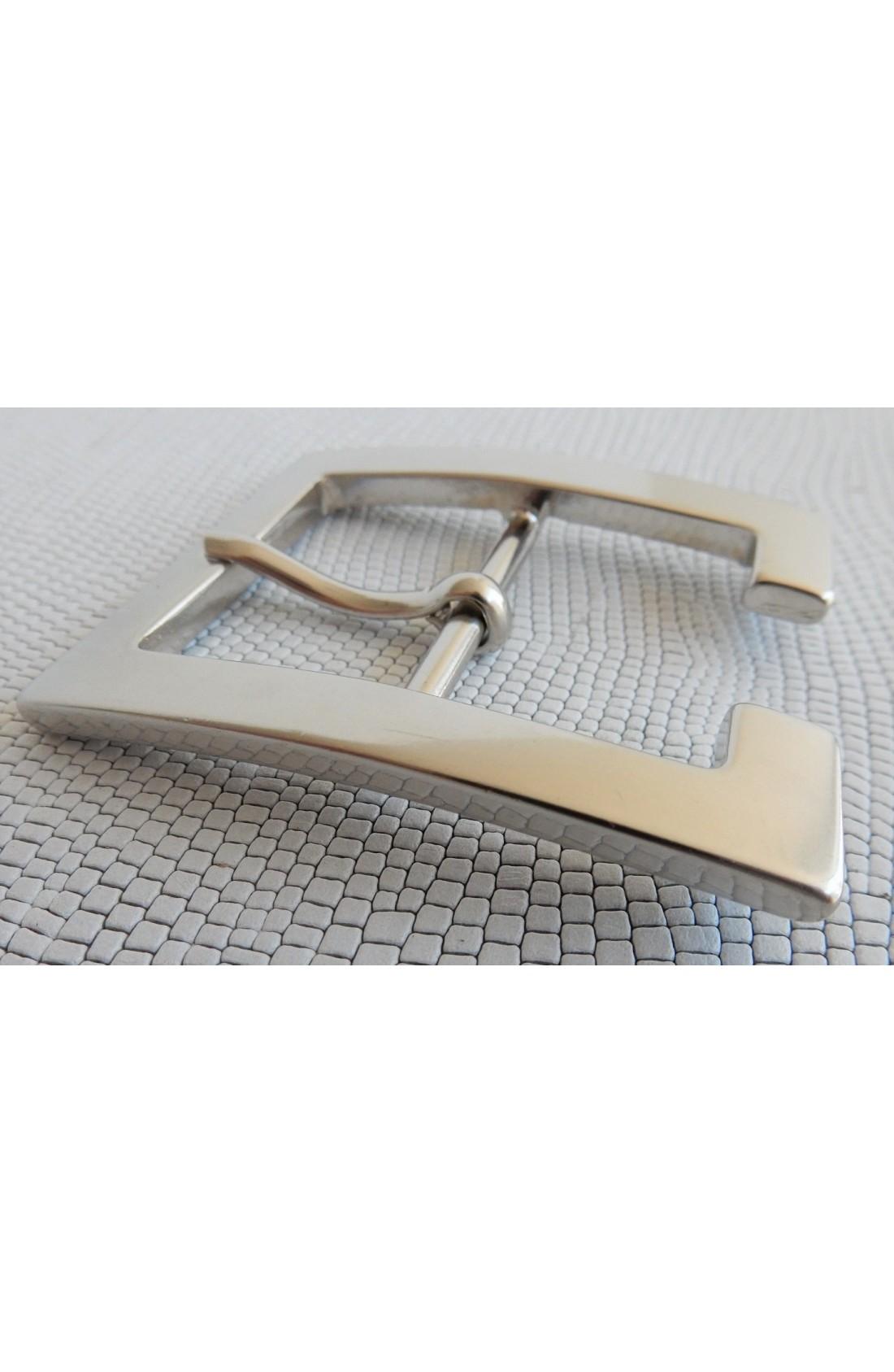 Fibbia standard B 907 mm.35 nikel satinato (2)