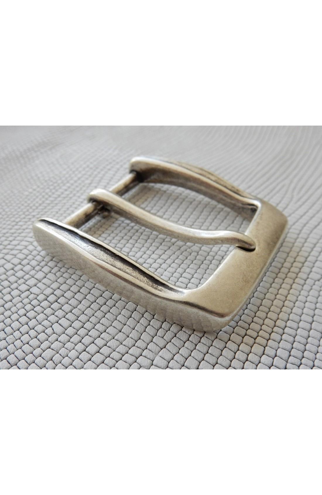 Fibbia Standard I 171 mm.35 argento inglese (2)