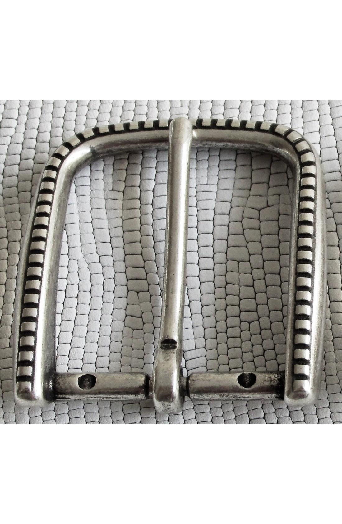 Fibbia Standard I 186 mm.35 argento inglese free