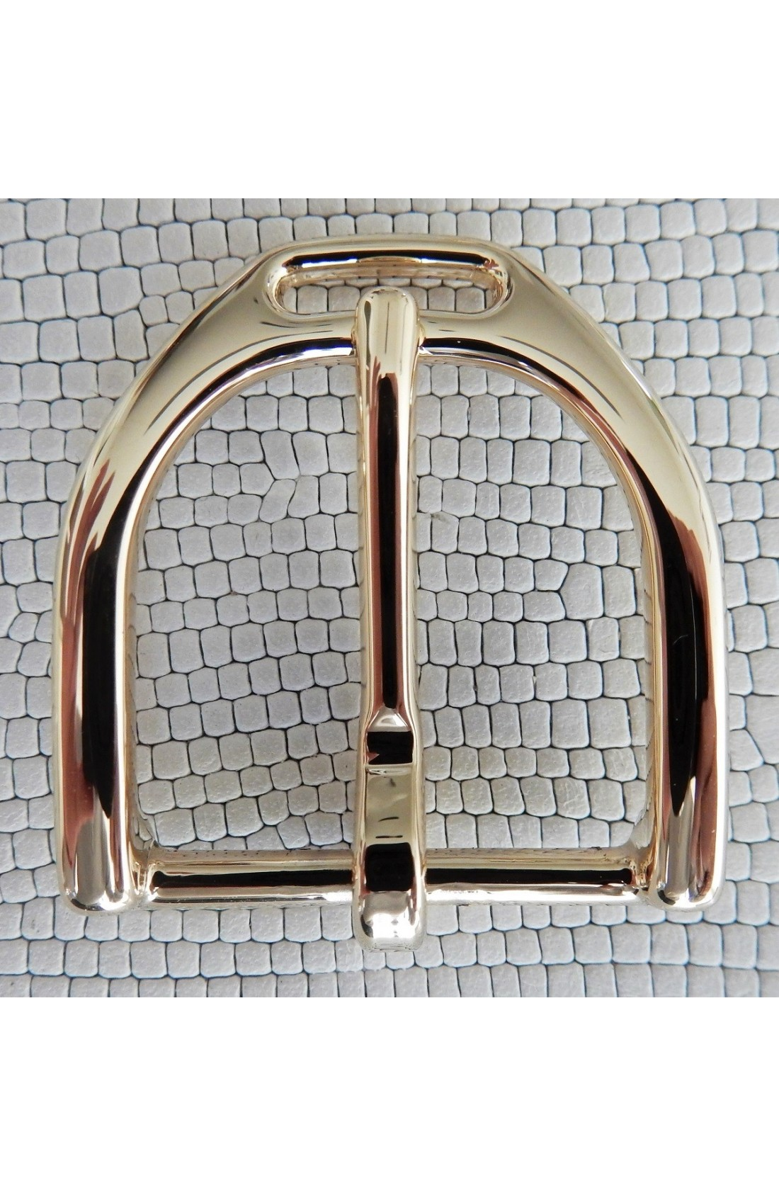 Fibbia Standard I 203 mm.25 oro chiaro (1)