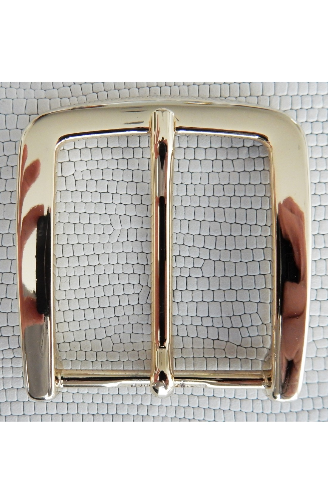 Fibbia Standard L 114 mm.35 oro chiaro (1)