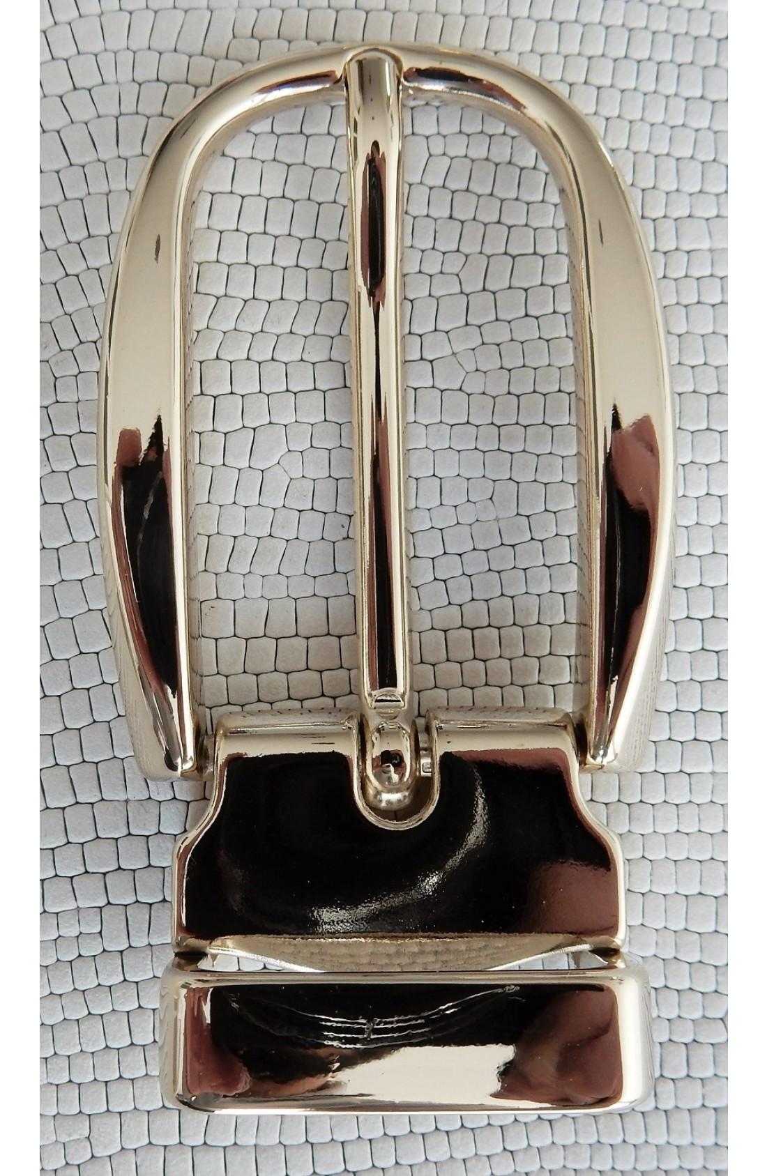 Fibbia Standard L 140 mm.25 oro chiaro (1)