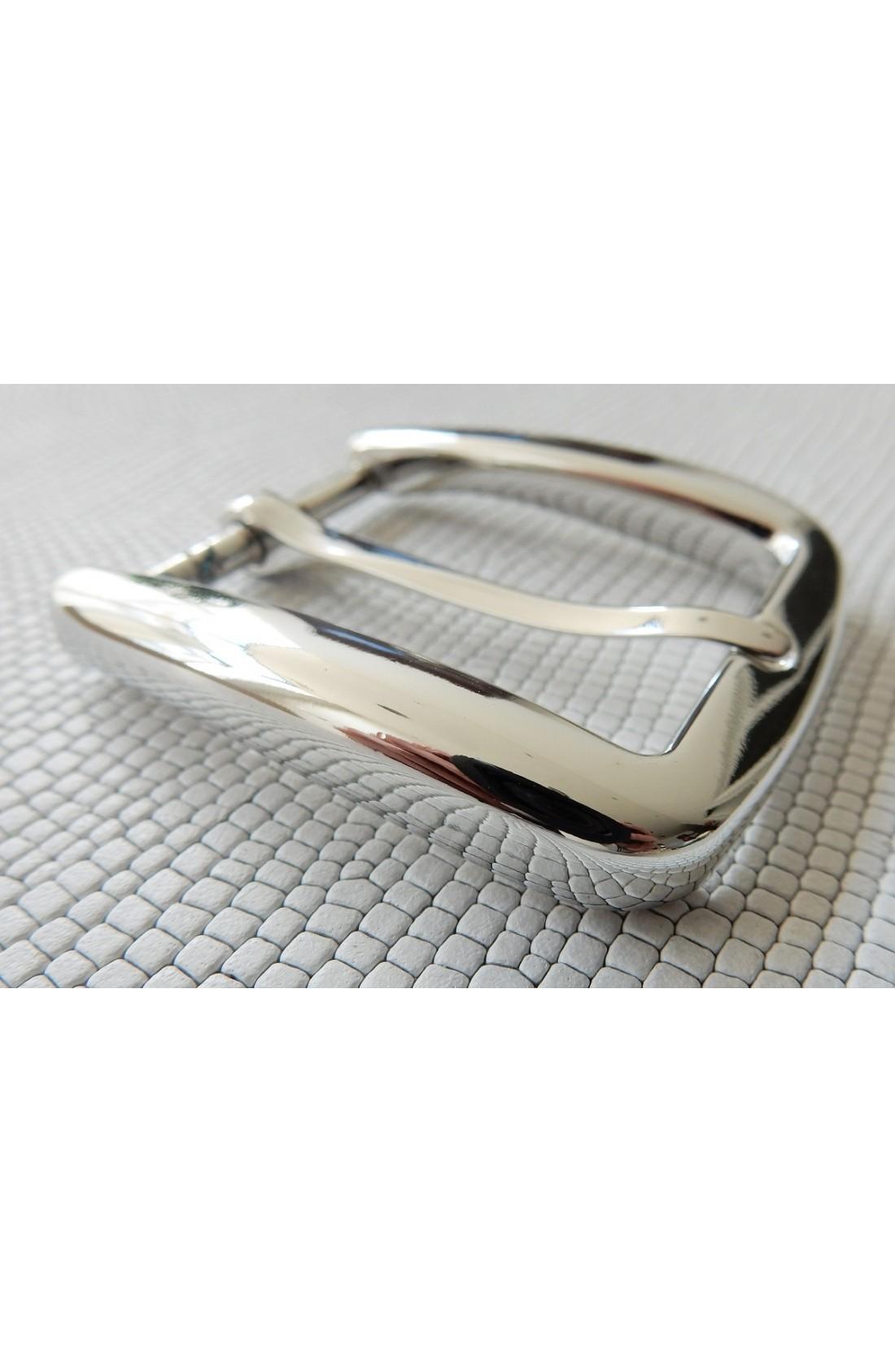 Fibbia Standard L 141 mm.30 nikel free (2)