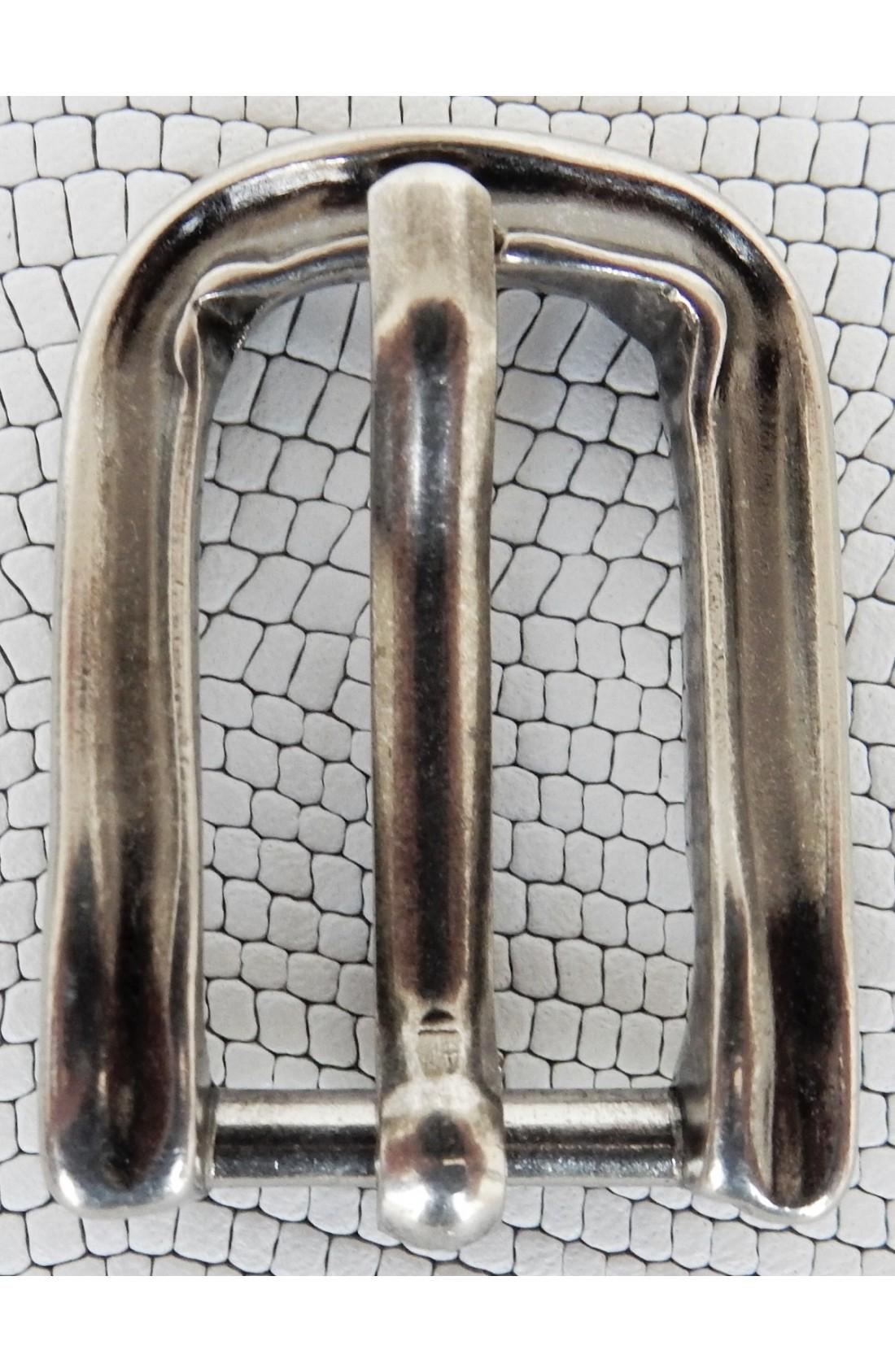 Fibbia Standard L 148 mm.15 nikel vecchio (1)