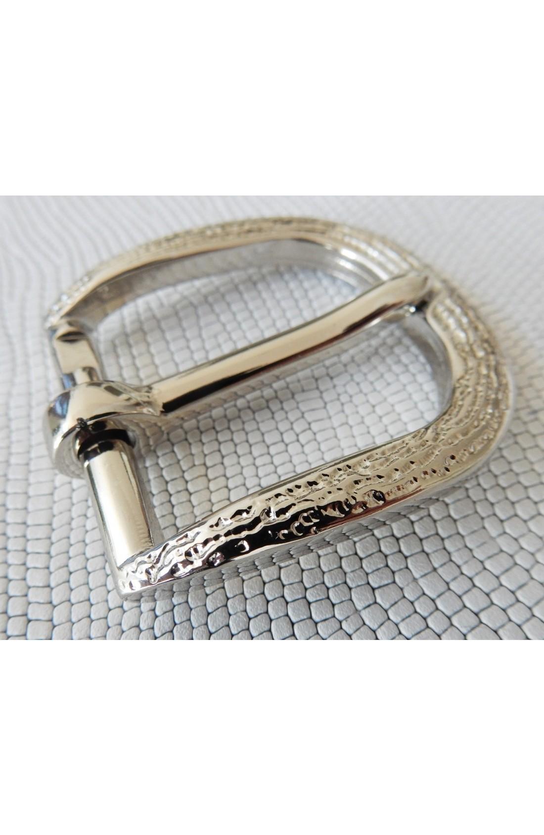 Fibbia Standard Z 51 mm.35 nikel free (2)