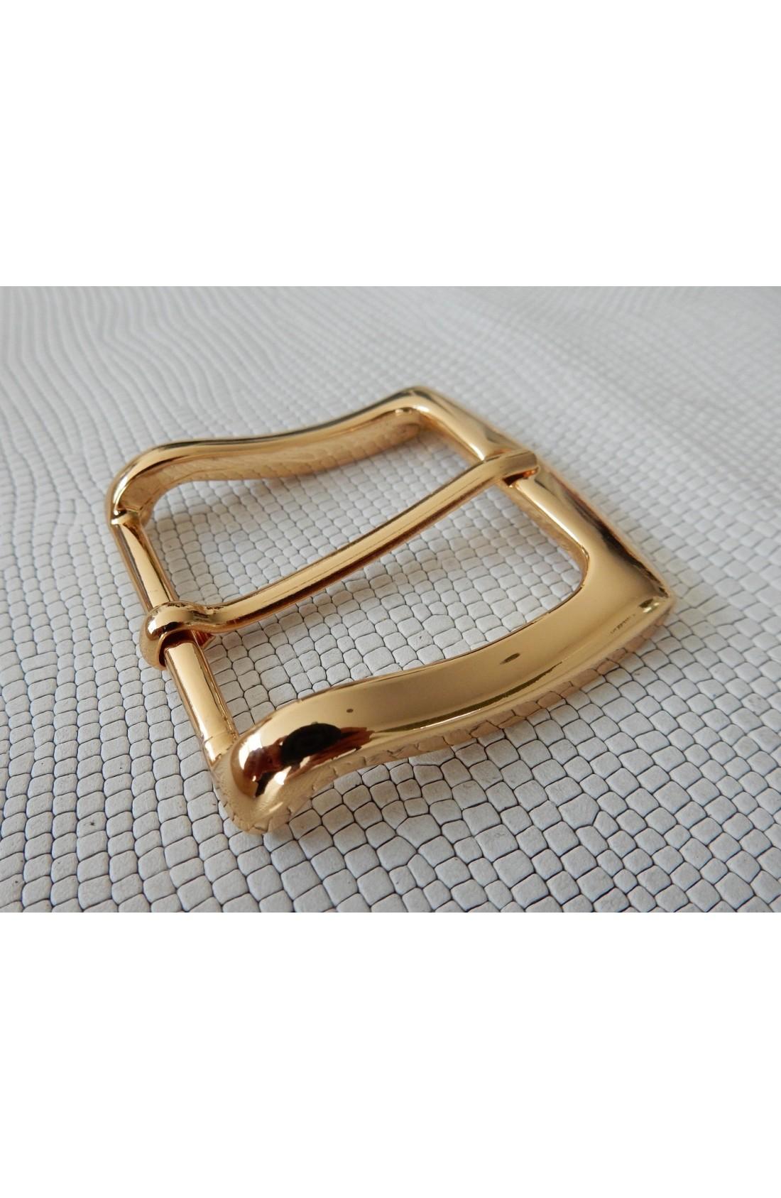Fibbia Standard Z 67 mm.35 oro lucido (2)