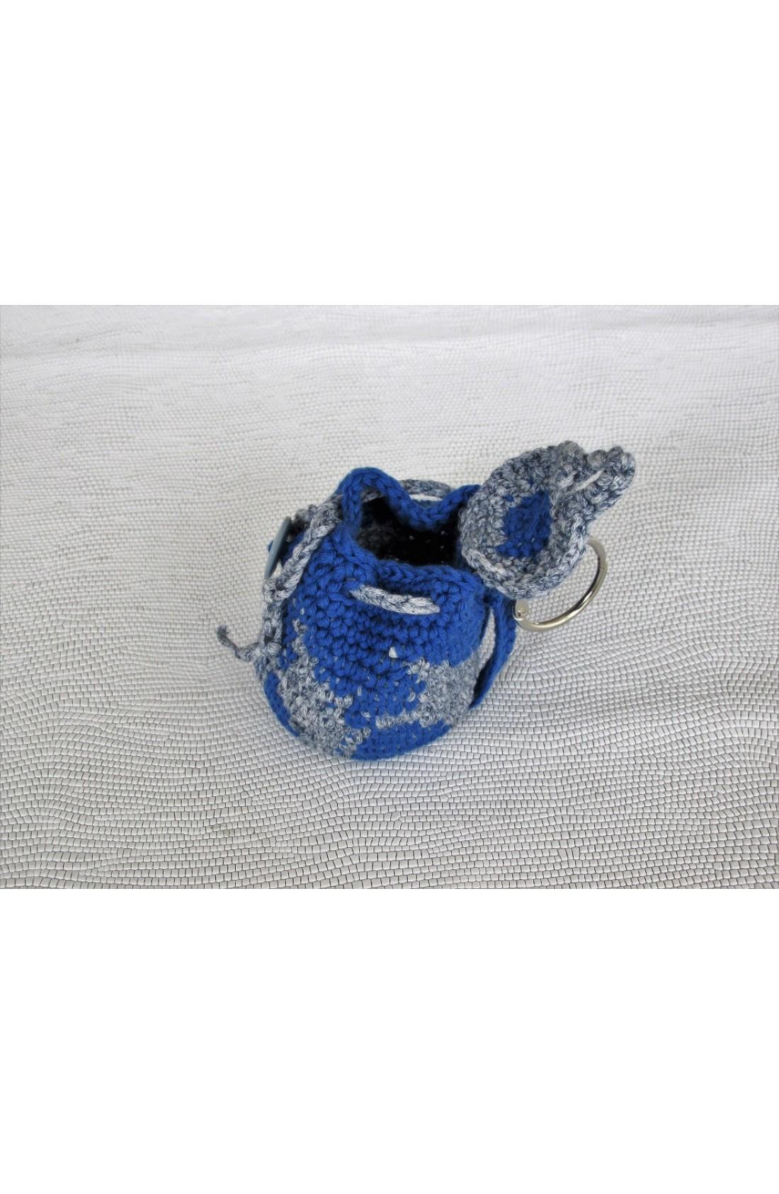 PORTACHIAVI ZAINETTO blu-grigio (2)