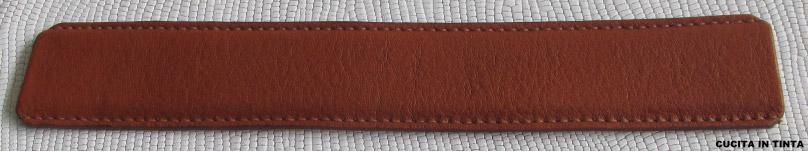 cintura con cucitura in tinta